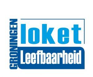 Logo Loket Leefbaarheid Groningen