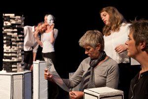 Theater groep Raamwerk | Verwarringen
